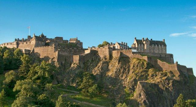Szkocja – Samolotem