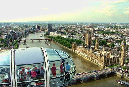Londyn Samolotem