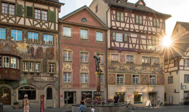 Niemcy – Francja – Szwajcaria